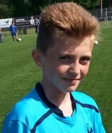 Blake-Darcy-Tottenham-Hotspur-U13
