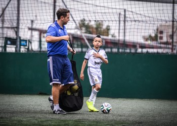 1-2-1 Football Coaching near me