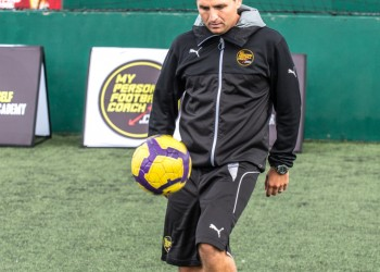Personal Football Training for Adults