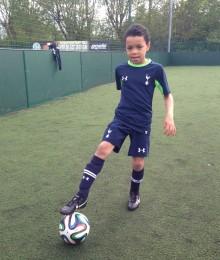 Zacariah-Simons-Tottenham-Hotspur-U9