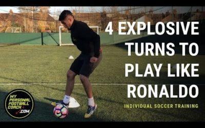 Play Like Ronaldo