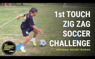 Zig Zag 1st Touch Challenge