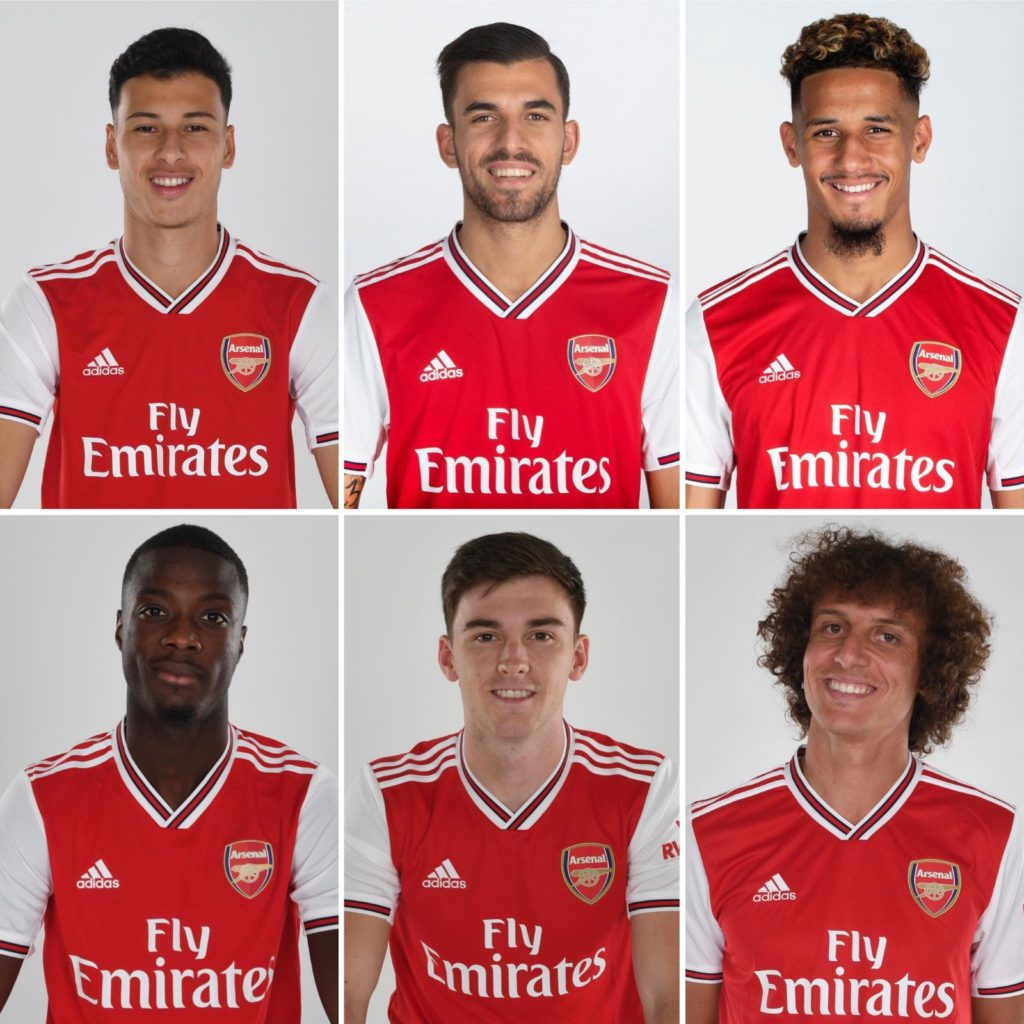 arsenal transfer window