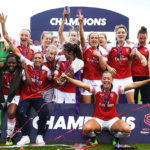 Arsenal Ladies Champions