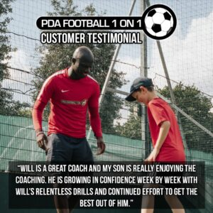Customer Testimonial - boosting confidence with personal training