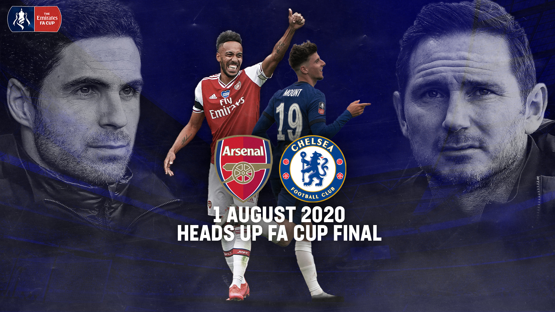 Arsenal vs Chelsea: Match Preview - 1 Aug 2020