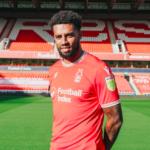 Nottingham Forest Cyrus Christie